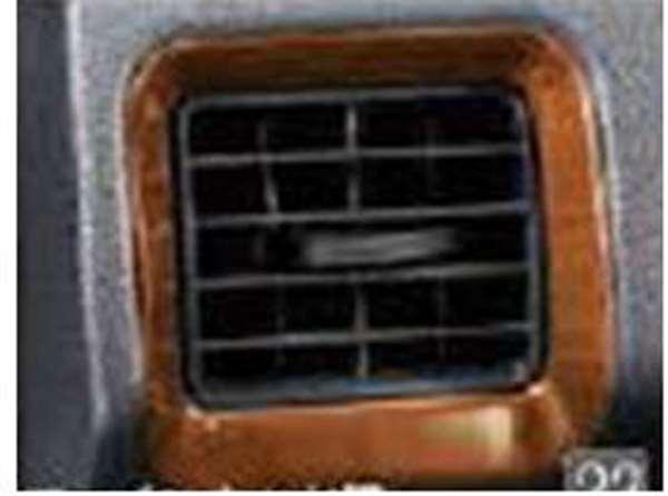 『アトレーワゴン』 純正 S321G S331G エアコンルーパーパネル(フロント2枚セット) パーツ ダイハツ純正部品 オプション アクセサリー 用品