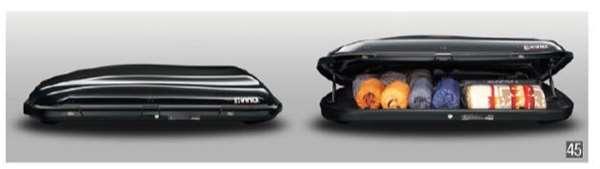 『アトレーワゴン』 純正 S321G S331G ルーフボックス(INNO) パーツ ダイハツ純正部品 オプション アクセサリー 用品