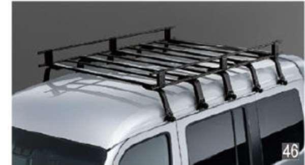 『アトレーワゴン』 純正 S321G S331G ルーフキャリア(50kg積み) パーツ ダイハツ純正部品 オプション アクセサリー 用品