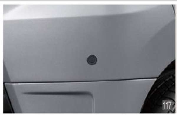 『アトレーワゴン』 純正 S321G S331G コーナーセンサー(フロント) パーツ ダイハツ純正部品 危険通知 接触防止 障害物 オプション アクセサリー 用品