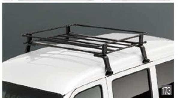 『アトレーワゴン』 純正 S321G S331G ルーフキャリア(20kg積み) パーツ ダイハツ純正部品 オプション アクセサリー 用品
