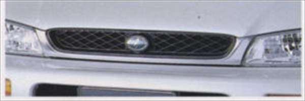 『インプレッサ』 純正 GC系 GF系 フロントグリル(メッキ) パーツ スバル純正部品 カスタム エアロパーツ impreza オプション アクセサリー 用品