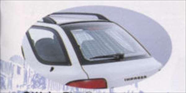 『インプレッサ』 純正 GC系 GF系 リヤカーテン パーツ スバル純正部品 impreza オプション アクセサリー 用品