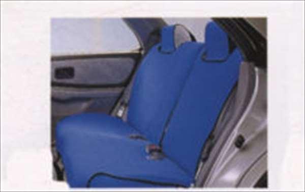 『インプレッサ』 純正 GC系 GF系 オールウエザーシートカバー リヤ用 パーツ スバル純正部品 座席カバー 汚れ シート保護 impreza オプション アクセサリー 用品