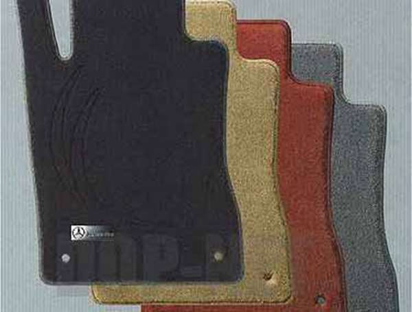 CLSクラス ハンドメイドベロアマット ベンツ純正部品 CLSクラス パーツ c219 パーツ 純正 ベンツ ベンツ純正 ベンツ 部品 オプション マット 送料無料