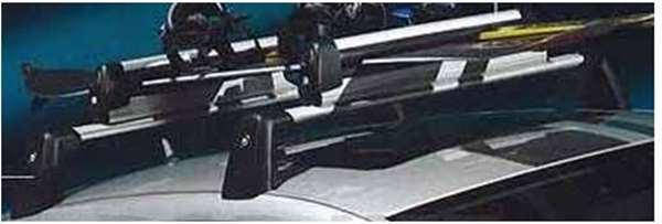 CLSクラス スキー&スノーボードホルダーのLサイズ ベンツ純正部品 CLSクラス パーツ c219 パーツ 純正 ベンツ ベンツ純正 ベンツ 部品 オプション