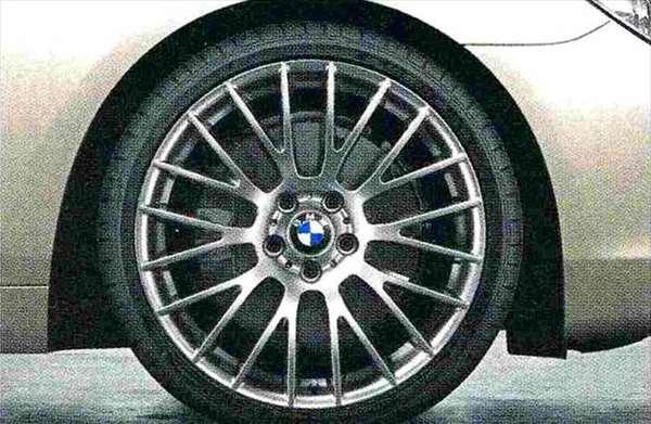 6 GRAN COUPE パーツ クロロスポーク・スタイリング312(フェリック・グレー) ホイール単体8.5J×20(フロント) BMW純正部品 6A30 6B44 オプション アクセサリー 用品 純正 送料無料