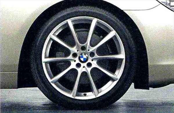 6 GRAN COUPE パーツ Vスポーク・スタイリング281 ホイール単体8.5J×19(フロント) BMW純正部品 6A30 6B44 オプション アクセサリー 用品 純正 送料無料