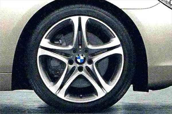 6 GRAN COUPE パーツ スタースポーク・スタイリング367 ホイール単体9J×19(リヤ) BMW純正部品 6A30 6B44 オプション アクセサリー 用品 純正 送料無料
