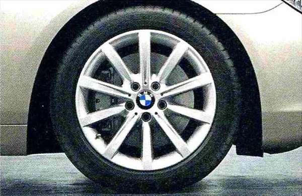 6 GRAN COUPE パーツ スタースポーク・スタイリング365 ホイール単体9J×18(リヤ) BMW純正部品 6A30 6B44 オプション アクセサリー 用品 純正 送料無料