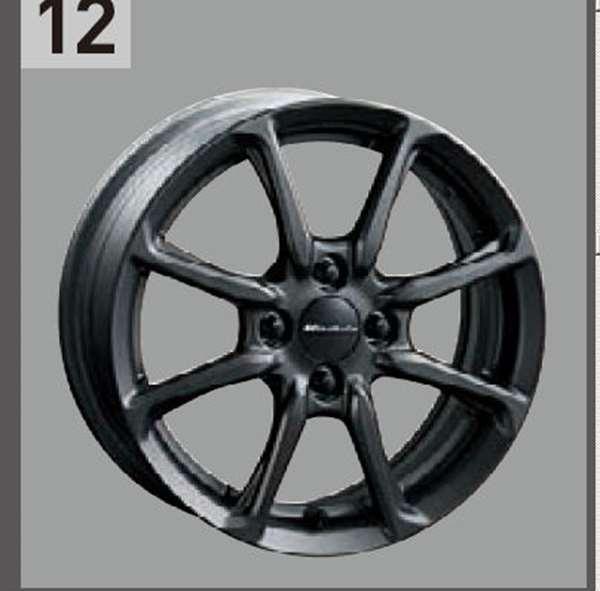 『フィット』 純正 GP5 GP6 15インチアルミホイール ME-025 ステルスブラック塗装 1本につき パーツ ホンダ純正部品 安心の純正品 FIT オプション アクセサリー 用品