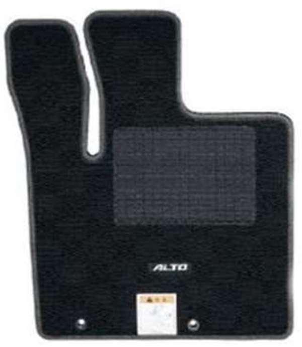 『アルトワークス』 純正 HA36S フロアマット(ジュータン) ノーブル パーツ スズキ純正部品 フロアカーペット カーマット カーペットマット alto オプション アクセサリー 用品