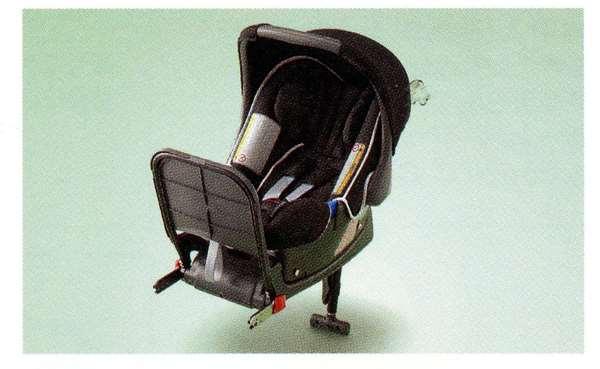 【インサイト】純正 ZE2 ISO FIXチャイルドシート Honda Baby ISOFIX パーツ ホンダ純正部品 insight オプション アクセサリー 用品