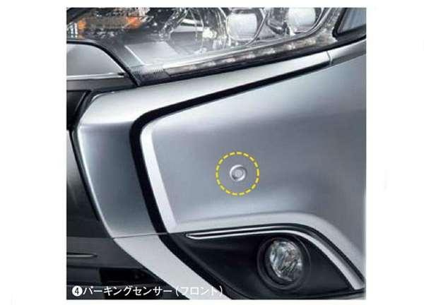 『アウトランダー』 純正 GF8W GF7W パーキングセンサー フロントのみリヤは別売 パーツ 三菱純正部品 outlander オプション アクセサリー 用品