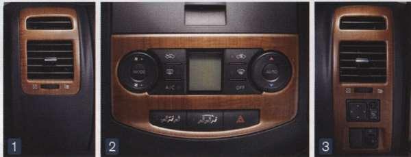 『ラフェスタJOY』 純正 B30 NB30 木目調パネル 13-a Aキット(インストセット) RDUN0 パーツ 日産純正部品 インテリアパネル 内装パネル LAFESTA オプション アクセサリー 用品