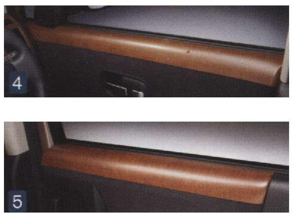 『ラフェスタJOY』 純正 B30 NB30 木目調パネル 13-b Bキット(ドアトリムセット) RDUN1 パーツ 日産純正部品 インテリアパネル 内装パネル LAFESTA オプション アクセサリー 用品