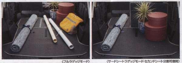 『ラフェスタJOY』 純正 B30 NB30 ラゲッジフルカバー(防水タイプ) RDWC0 パーツ 日産純正部品 ラゲージシート ラゲッジシート ラゲージカバー LAFESTA オプション アクセサリー 用品