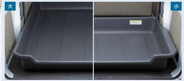 『NV100クリッパー・NV100クリッパーリオ』 純正 DR17V PEバンケース バン用:小 パーツ 日産純正部品 オプション アクセサリー 用品