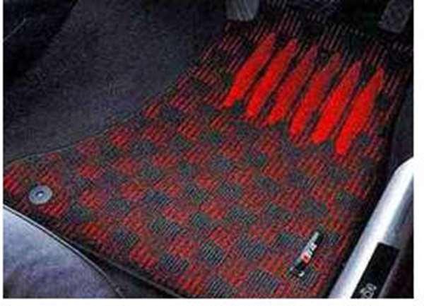 A4・S4 パーツ フロアマット スポーツ アウディ純正部品 8KCDN オプション アクセサリー 用品 純正 マット