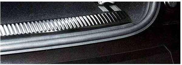 A4・S4 パーツ リヤバンパー保護フィルム アウディ純正部品 8KCDN オプション アクセサリー 用品 純正