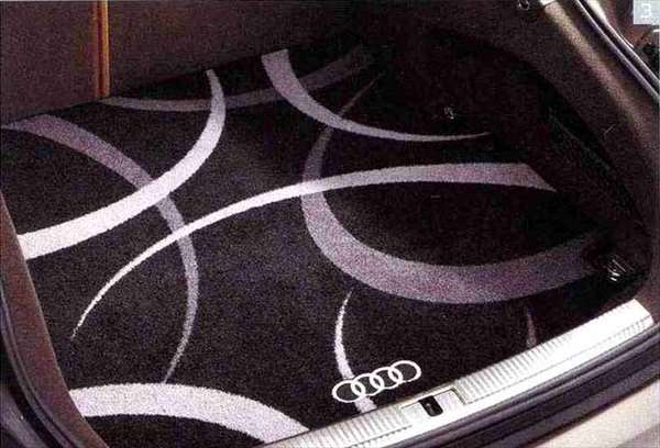 A4・S4 パーツ レールシステム Avant用 アウディ純正部品 8KCDN オプション アクセサリー 用品 純正 送料無料