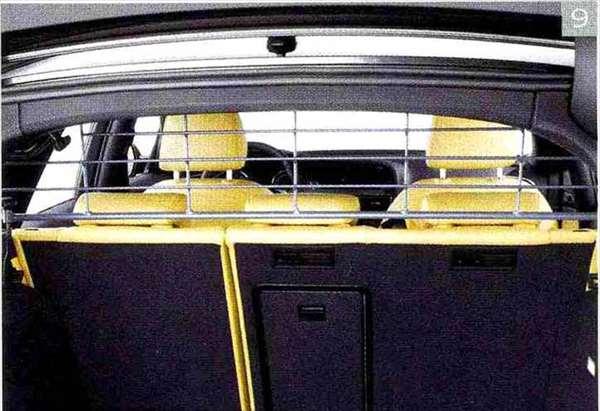 A4・S4 パーツ ラゲッジパーティショングリル アウディ純正部品 8KCDN オプション アクセサリー 用品 純正 グリル