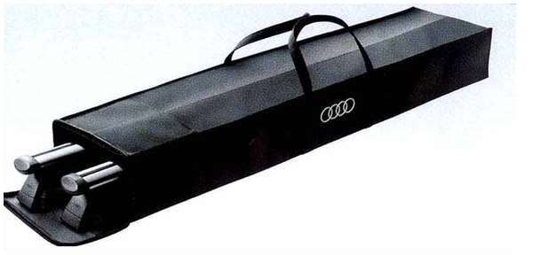 A4・S4 パーツ ルーフバーケース アウディ純正部品 8KCDN オプション アクセサリー 用品 純正