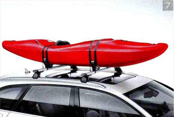 A4・S4 パーツ カヤックホルダー アウディ純正部品 8KCDN オプション アクセサリー 用品 純正