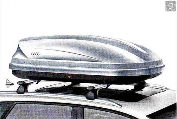 A4・S4 パーツ ラゲッジルーフボックス アウディ純正部品 8KCDN オプション アクセサリー 用品 純正 送料無料