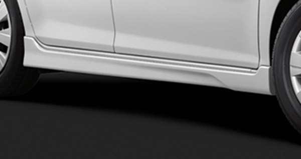 カローラフィールダー 純正 ZRE162G NZE1 サイドマッドガード パーツ アクセサリー モデル着用&注目アイテム 用品 オプション 大特価 fielder トヨタ純正部品