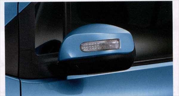 『スプラッシュ』 純正 XB32S ドアミラーカバー(ターンランプ付) 左右セット パーツ スズキ純正部品 サイドミラーカバー カスタム splash オプション アクセサリー 用品