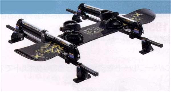 『スプラッシュ』 純正 XB32S スキー&スノーボードアタッチメント パーツ スズキ純正部品 キャリア別売り splash オプション アクセサリー 用品