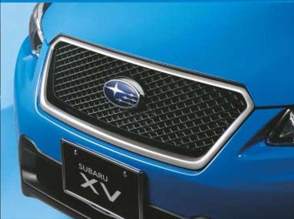 『XV』 純正 GP7 フロントグリル パーツ スバル純正部品 オプション アクセサリー 用品