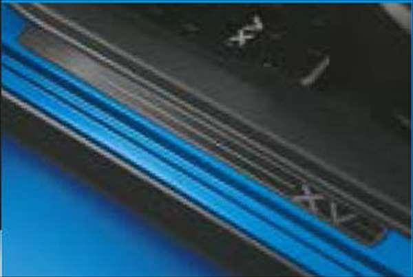 『XV』 純正 GP7 サイドシルプレート パーツ スバル純正部品 オプション アクセサリー 用品