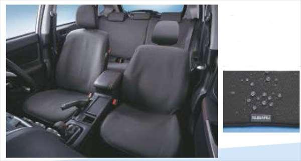 『XV』 純正 GP7 オールウエザーシートカバー フロント1脚分 パーツ スバル純正部品 座席カバー 汚れ シート保護 オプション アクセサリー 用品