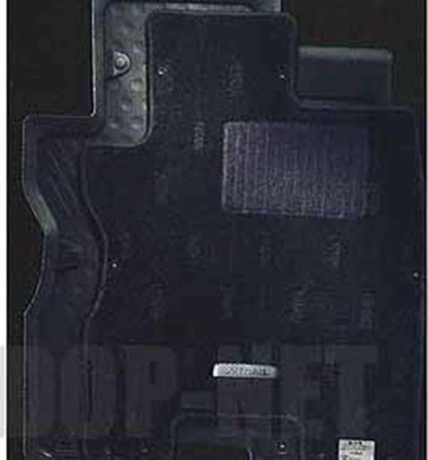 『エクストレイル』 純正 T31 NT31 TNT31 DNT31 フロアカーペット デュアルタイプ(フロアカーペット(消臭機能付)+ラバーマット) 20GT系用 GBR04 パーツ 日産純正部品 ゴムマット フロアマット X-TRAIL オプション アクセサリー 用品