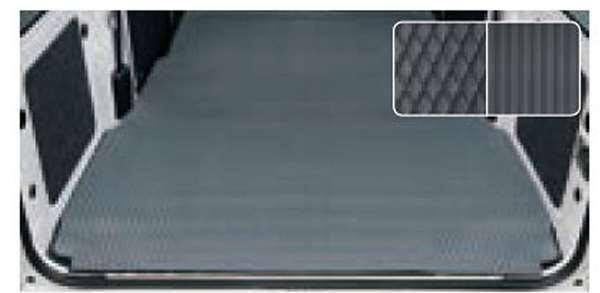 『サンバーバン』 純正 S321B S331B S321Q S331Q ラゲージマットリバーシブル 5mm パーツ スバル純正部品 ラゲッジマット トランクマット 滑り止め オプション アクセサリー 用品