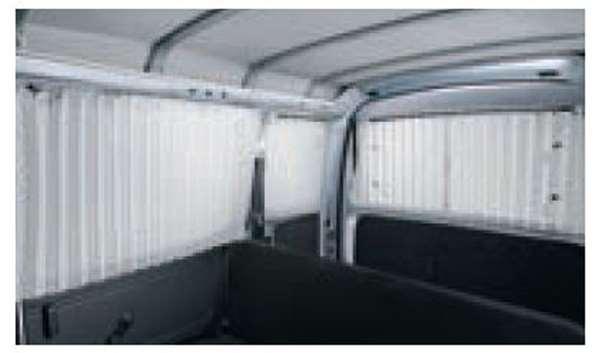 『サンバーバン』 純正 S321B S331B S321Q S331Q カーテン パーツ スバル純正部品 オプション アクセサリー 用品