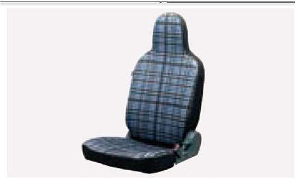 『サンバーバン』 純正 S321B S331B S321Q S331Q シートカバー 全席用 パーツ スバル純正部品 座席カバー 汚れ シート保護 オプション アクセサリー 用品
