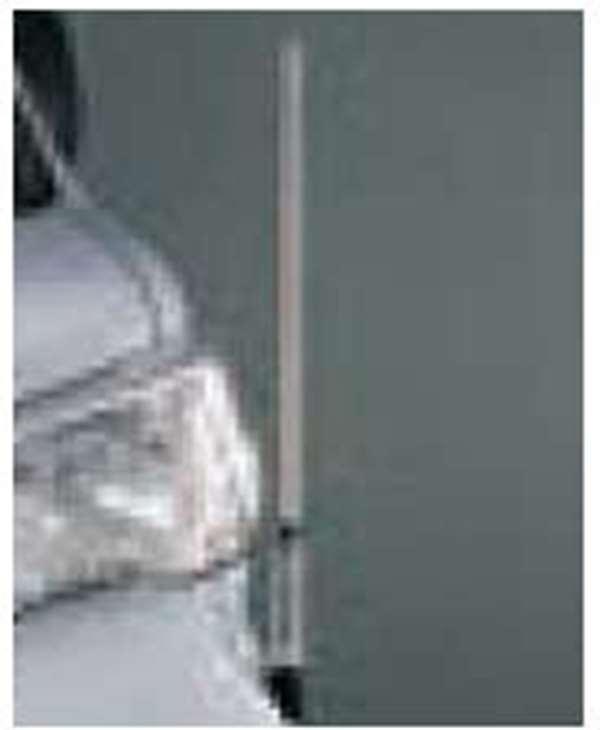 『サンバーバン』 純正 S321B S331B S321Q S331Q LEDコーナーコントロール(手動伸縮式) パーツ スバル純正部品 フェンダーポール フェンダーライト コーナーポール オプション アクセサリー 用品