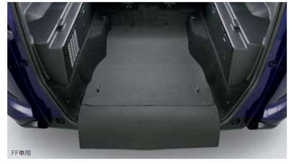 『フリード・フリード+』 純正 GB5 GB6 GB7 GB8 フリード+ ラゲッジマット(ロングタイプ) パーツ ホンダ純正部品 ラゲージマット 荷室マット 滑り止め FREED オプション アクセサリー 用品