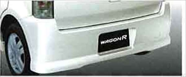 『ワゴンR』 純正 MH22 リヤバンパー パーツ スズキ純正部品 wagonr オプション アクセサリー 用品