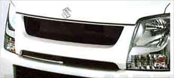 『ワゴンR』 純正 MH22 フロントグリル タイプ1 パーツ スズキ純正部品 飾り カスタム エアロ wagonr オプション アクセサリー 用品