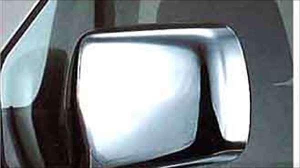 『ワゴンR』 純正 MH22 メッキ ドアミラーカバー パーツ スズキ純正部品 メッキ サイドミラーカバー カスタム wagonr オプション アクセサリー 用品
