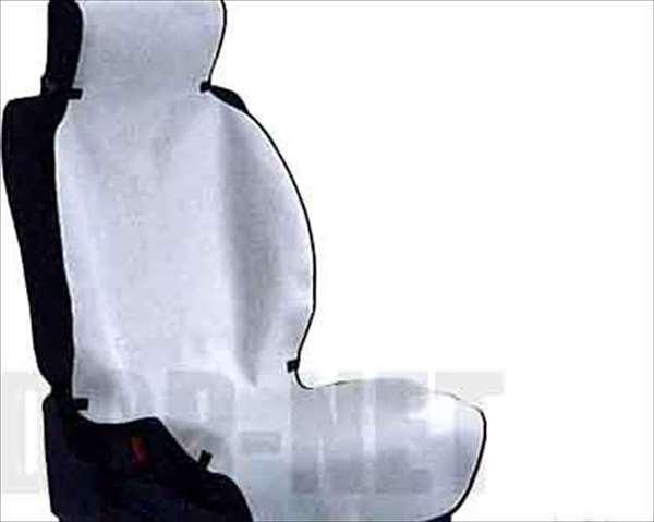 『ワゴンR』 純正 MH22 防水シートカバー フロアシフト車のフロント一脚分 パーツ スズキ純正部品 座席カバー 汚れ シート保護 wagonr オプション アクセサリー 用品