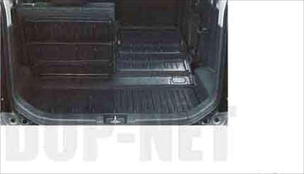 『ワゴンR』 純正 MH22 ラゲッジトレー(シート背裏あり) パーツ スズキ純正部品 wagonr オプション アクセサリー 用品