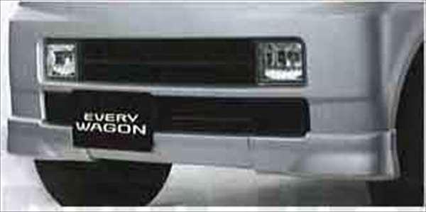 『エブリイ』 純正 DA64W フロントバンパーエクステンション パーツ スズキ純正部品 every オプション アクセサリー 用品