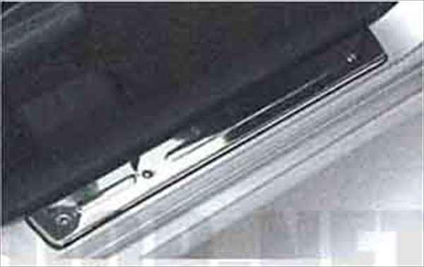 『スイフト』 純正 ZC31 ZC71 ZC21 ZC11 サイドシルスカッフ パーツ スズキ純正部品 ステップ 保護 プレート swift オプション アクセサリー 用品