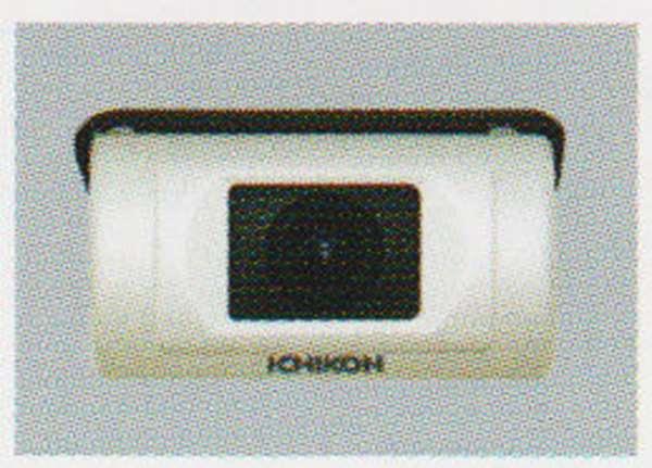 ファイター パーツ バックモニター(セーフティピジョン)(市光工業製)のSC-720A 防塵タイプCCDカラーカメラ(シャッター付) 三菱ふそう純正部品 FK71 FK61 FK72 FK62 オプション アクセサリー 用品 純正 送料無料