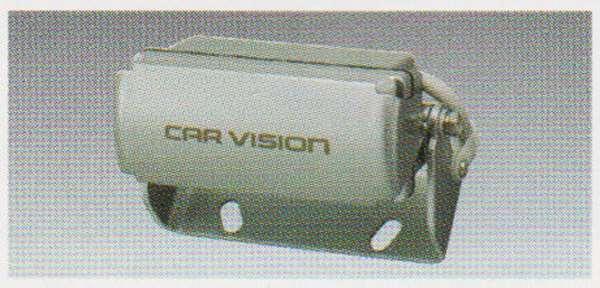 ファイター パーツ バックモニター(カービジョン)(三菱電機製)のC-4000 防塵タイプCCDカラーカメラ(シャッター付) 三菱ふそう純正部品 FK71 FK61 FK72 FK62 オプション アクセサリー 用品 純正 送料無料